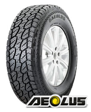 Llantas AEOLUS CROSSACE A/T AS01 265/75 R16 Q