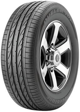 Llantas BRIDGESTONE DUELER HP SPORT AS 235/65 R17 V