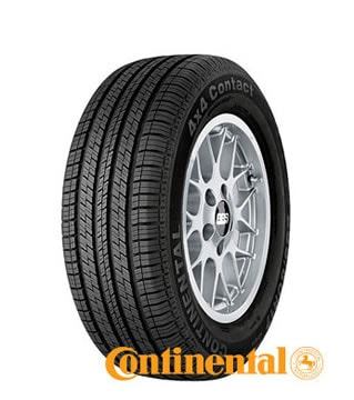 Neumaticos CONTINENTAL 4X4 CONTACT 235/60 R16 T