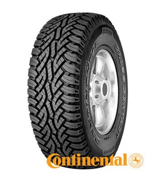 Llantas CONTINENTAL CROSS CONTACT AT 245/75 R16 Q