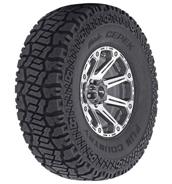 Llantas 265/75 R16 q FUN COUNTRY DICK CEPEK Origen eeuu