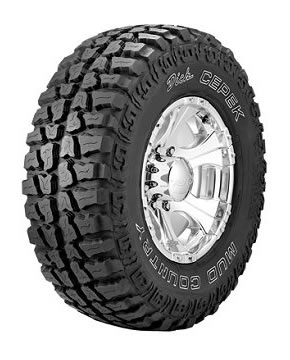 Llantas DICK CEPEK MUD COUNTRY 305/60 R18 Q