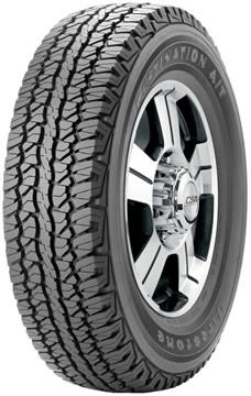 Llantas FIRESTONE DESTINATION AT 205/75 R15 91A7