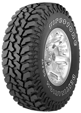 Llantas FIRESTONE DESTINATION MT 285/75 R16 Q