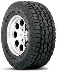 Llantas TOYO OPEN COUNTRY AT II 285/75 R16 R
